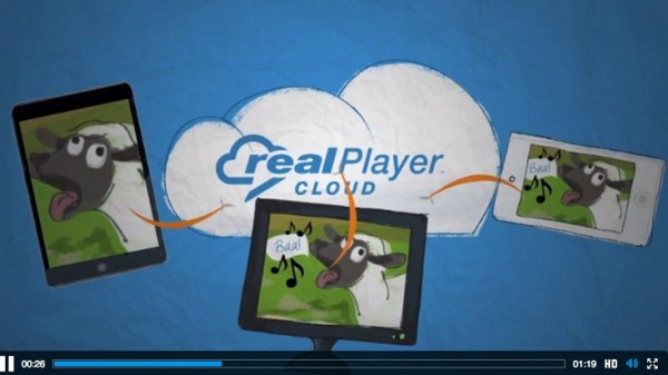realnetwork realplayer cloud