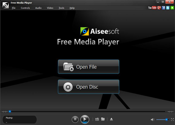 Aiseesoft Blu-Ray Player Mac