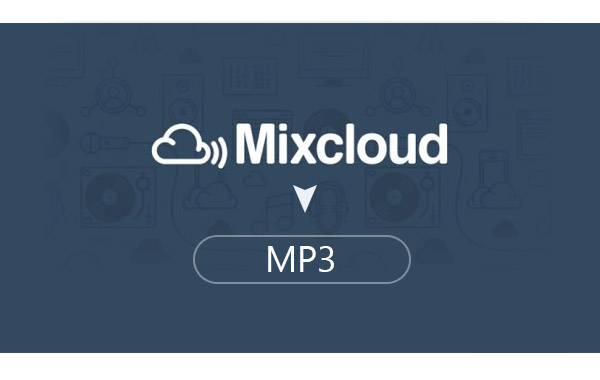 Alternativa baixar áudios Mixcloud