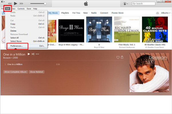 conversao do itunes