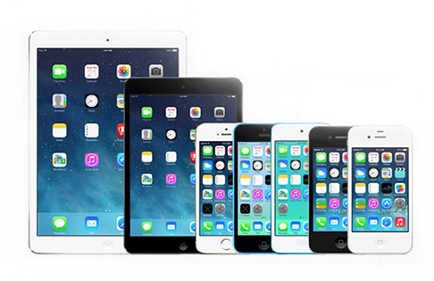 Compatible con dispositivos iOS, como iPhone, iPad y iPod