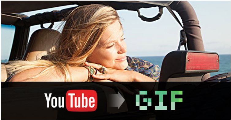 Criar GIF Youtube