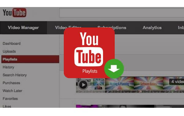 como baixar playlist do youtube