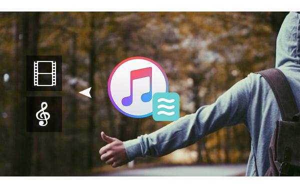 Transmitir conteúdo iTunes