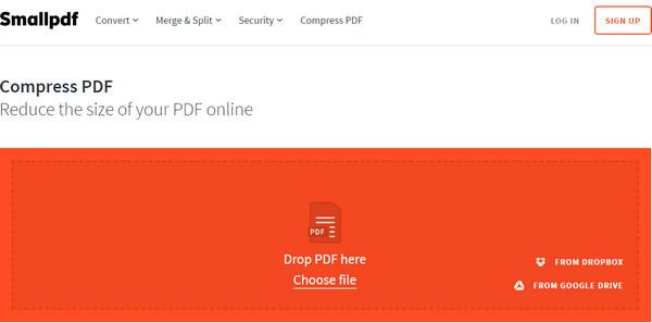 reducir tamaño de pdf