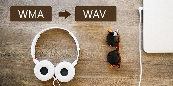 como convertir wma a wav