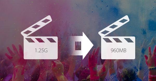 compactador de video