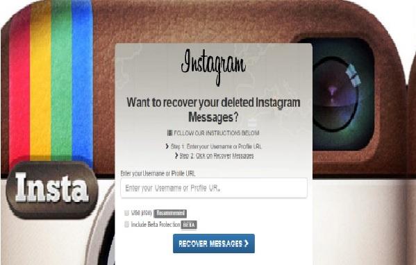 Recuperar Conversaciones De Instagram Iphone
