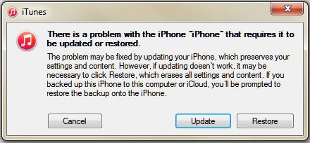 resetar iphone