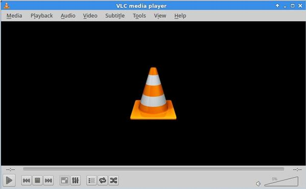 VLC Media Player reproductor de video