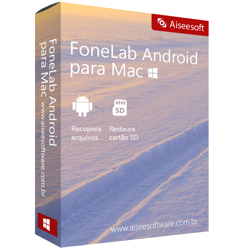 FoneLab Android para Mac