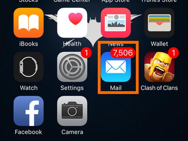 app do email