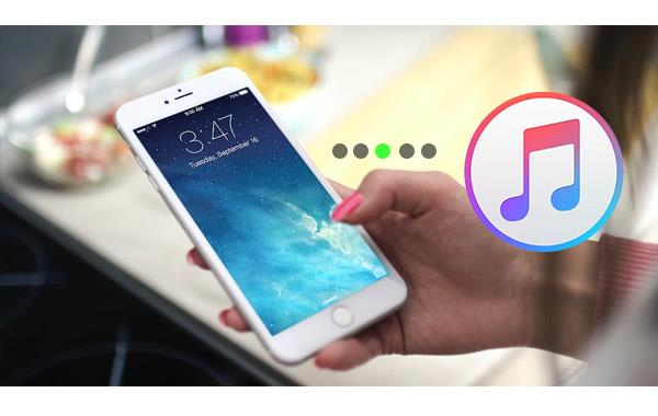 conectar iphone en itunes