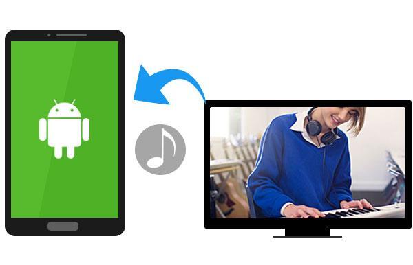 transferir musica de la computadora para android