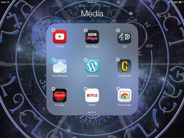 deletar aplicativos sem uso