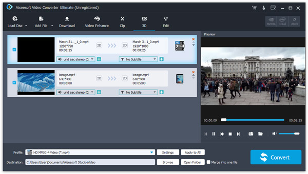 video converter ultimate dividir videos