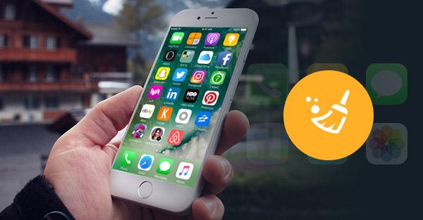 limpar armazenamento iphone