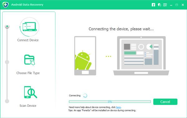 Passo 2 recuperar mensagens deletadas Android