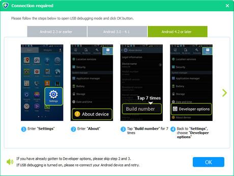 Passo 3 recuperar mensagens deletadas Android