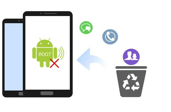 recuperar android sin root