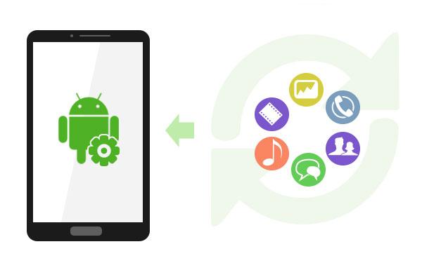 recuperar dados do android depois de redefinir