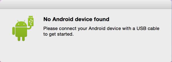 androidfile transfer nao funciona