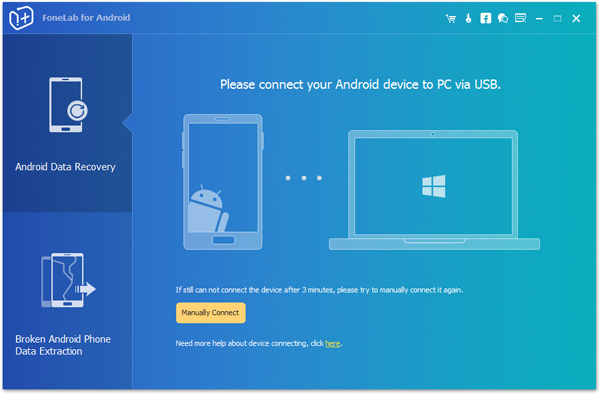 conectar android com cabo usb