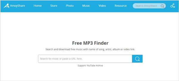 Free MP3 Finder