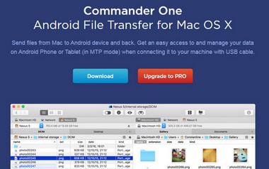 gerenciador de arquivos mac