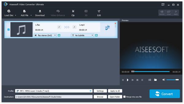 Passo 1 comprimir audio