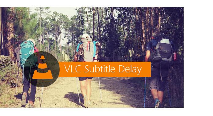 Atraso legenda VLC