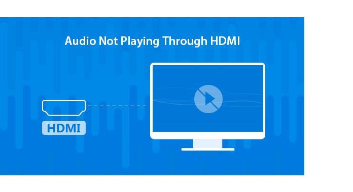 No reproduce audio a través de HDMI