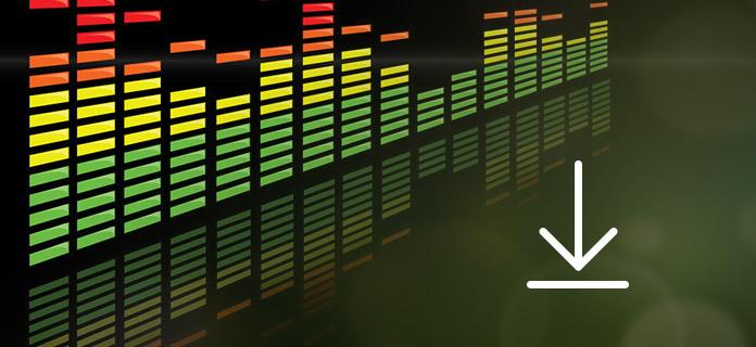 Baixar áudios Internet
