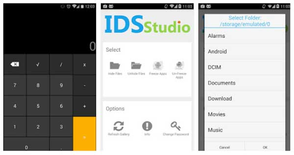 Apps ocultar fotos - Smart Hide Calculator