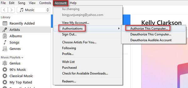 como sincronizar iPhone con iTunes