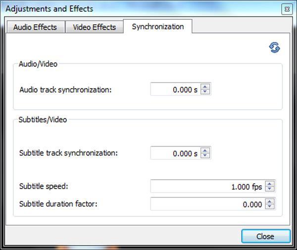 Arregla retraso en subtítulos en VLC
