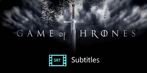 Subtitulos Game of Thrones
