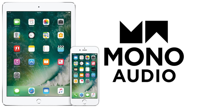 Audio Mono iPad