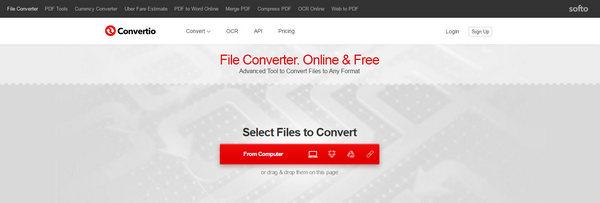 Passo 1 converter gif online