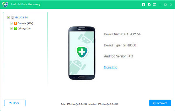 Passo 4 Android preso Modo Recuperação