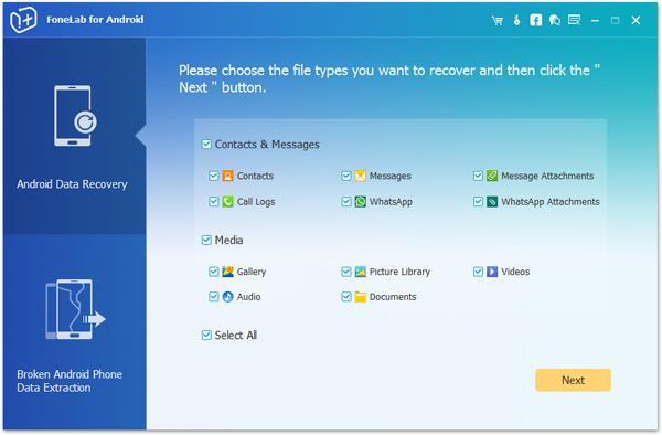 Paso 4 recuperar contactos SIM Android