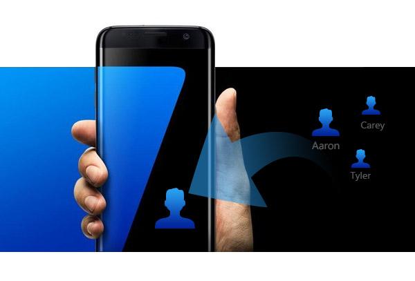 Recuperar contatos Samsung