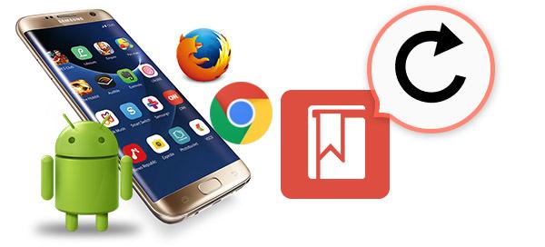 Recuperar favoritos perdidos Android