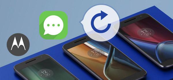Recuperar mensagens Motorola