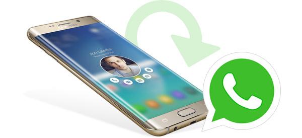 Recuperar mensagens WhatsApp