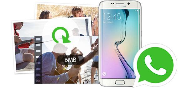 Recuperar videos imagens WhatsApp Android