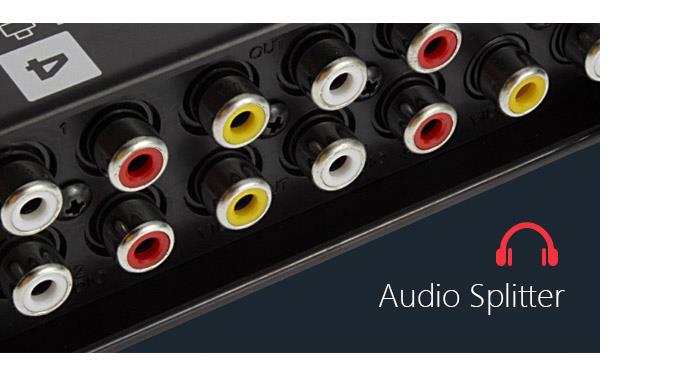 Separador de audio