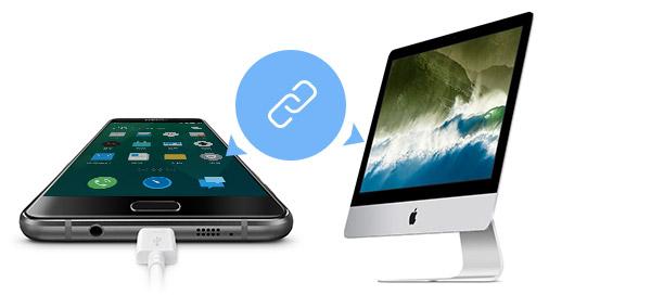 Transferir arquivos Android Mac