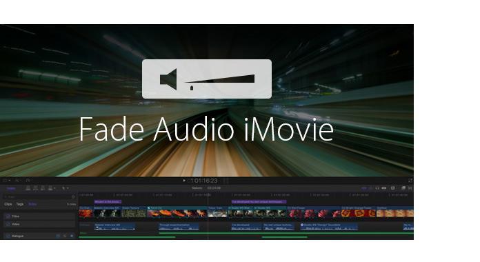 Transiciones de Audio iMovie