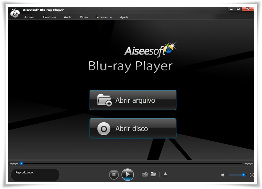 Aiseesoft Blu-Ray Player Windows